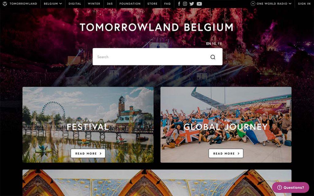 Custom Zendesk Help Center theme - Tomorrowland